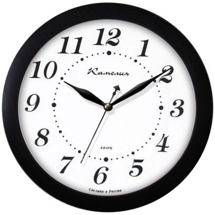 часы камелия черные