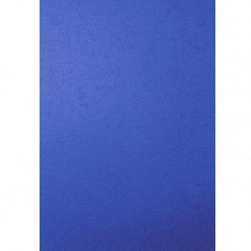 Обложка для переплета А3 230мкр OfficeSpace синий картон ВС7049