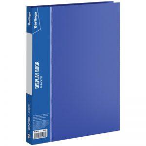 Папка 20 файлов Berlingo синяя, МТ2428