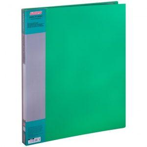 Папка 30 файлов Berlingo зеленая, МТ2430