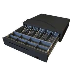 Денежный ящик Мидл 1.0-КО большой черный