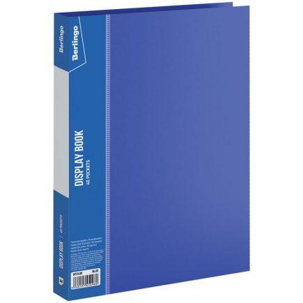 Папка 40 файлов Berlingo синяя, МТ2438