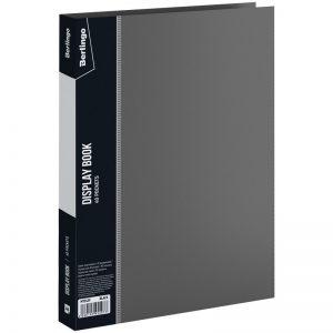 Папка 40 файлов Berlingo чёрная, МТ2439