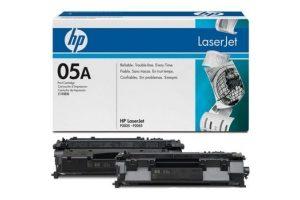 Картридж HP LJ P2035-Р2055 (СЕ505А) 2300стр. ориг.