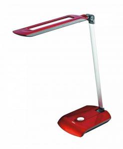 Лампа настольная TLD-511 6W UNIEL, цвет-красный, от сети